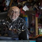 The 88-year-old man who fixes shoes for Hollywood's elite http://t.co/9WAQWeJl58 http://t.co/HSx8lJVdO7