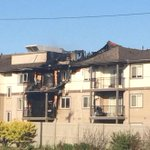 A couple of suites, charred completely. No word on total damages. @GlobalEdmonton #yeg http://t.co/LCqfTZqCcK