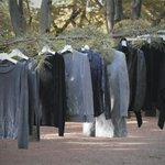 日本古来の美意識を追究する新進ブランド「YOHJI YANAGISAWA」の2015-16年秋冬コレクション http://t.co/ULzAGYjkIQ http://t.co/n5Q6YsTidS