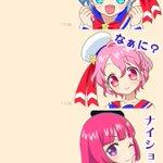 可愛い〜〜???????? #pripara #LINEスタンプ http://t.co/HQKmEcu9vA