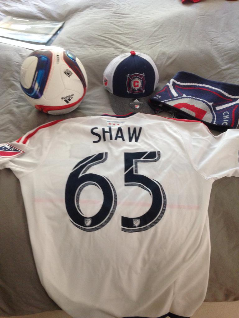 "Andrew Shaw On Twitter: ""Hey @ChicagoFire Thanks For The New Gear!"