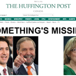 Now leading HuffPost Canada: SOMETHINGS MISSING #cdnpoli http://t.co/389zYr1vxS http://t.co/l9CBwx9vUn