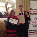 Representing #yeg at #NNA2014 with @scodonnell ✌????️ http://t.co/O4M8kYJZwV