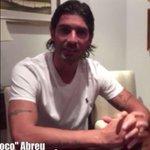 #VIDEO Sebastián Abreu le deseó suerte a Dorados en la Final por el ascenso  http://t.co/jKetNHMXkg http://t.co/04eF47J7Rp