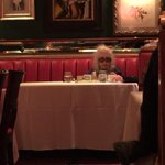 The Grand Budapest Hotel? Nope. But close. The Russian Tea Room, New York http://t.co/VgilA5hlMw
