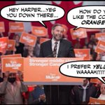 Orange wave rising. A new poll shows the NDP leading the other parties. http://t.co/YU1FUyRnBN #cdnpoli http://t.co/nkFxT9NTfy