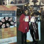 #amigoresponsable la directora @MilagroMariam concientizando a los jovenes. Junto a la @DirJuvSalta. @RandazzoF http://t.co/O2q3AWC7Si