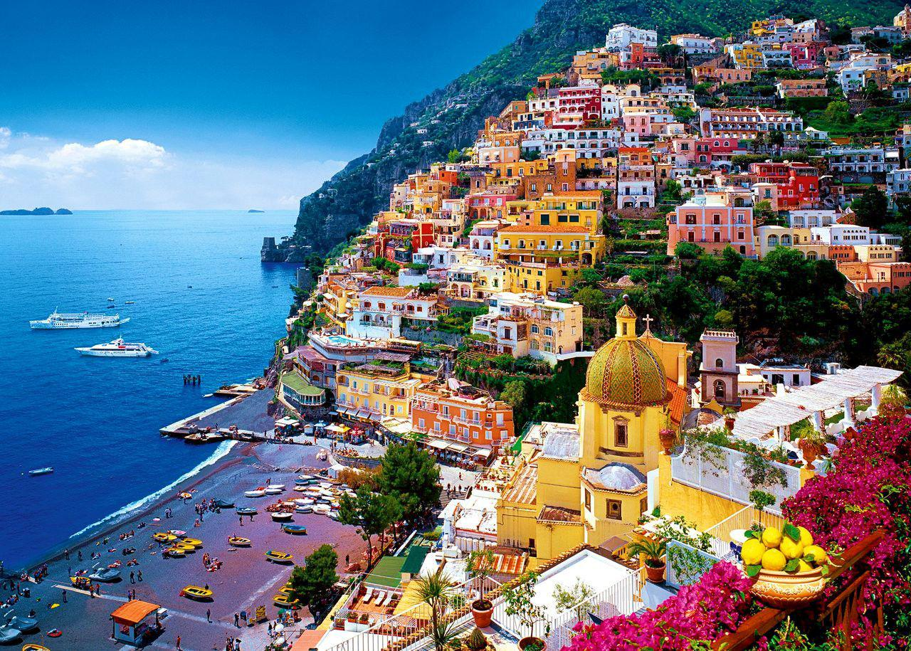 The spectacular Amalfi Coast in #Italy http://t.co/2FVokOVat5