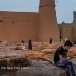 Young Saudis, bound by strict social codes, find freedom on their phones http://t.co/WsDL28j2vx http://t.co/fAIIbmSsEi