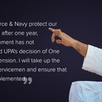 Even after one year Modi Government has not implemented UPAs decision of One Rank, One Pension: Rahul Gandhi http://t.co/dUBHC0ZoIr
