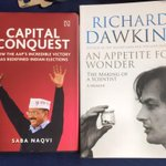 #NowReading Kejriwal & Dawkins. 2 men I really admire. And who many hate for the same reasons... http://t.co/FGOc9vTzCe