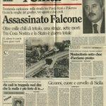 #23maggio92 strage di #Capaci Giovanni, Francesca, Rocco, Vito, Antonio. Un dolore profondo. #ionondimentico http://t.co/d6XCYO3m1B