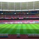 Suasana terkini jam 3.35pm di Stadium Nasional, Bukit Jalil #XOXFinalPialaFA http://t.co/kEaC0eOCqK