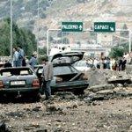 23-5-1992 Capaci #ionondimentico 💐 http://t.co/Hq5x4SrYMt
