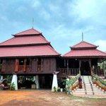 Rumah Tradisional di Muar. Cantik. http://t.co/cbfIfJV9kK