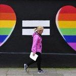 Nozze gay in Irlanda, a Dublino stravincono i sì: affluenza record http://t.co/8Ge9fe8ley http://t.co/tlDfXZS1ki