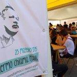 23 anni fa la strage di #Capaci. #PalermochiamaItalia Diretta FOTO VIDEO http://t.co/K1Xw3OZ53U http://t.co/cBRPQhpuVH