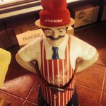 Supporting @Boro from Belfast, @murphysbutchers just sent me this! #Believe #UTB http://t.co/aIpkMgeQR2