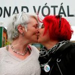 Irish gay marriage referendum: Early tallies indicate strong Yes #MarRef http://t.co/G6SD6zJosN http://t.co/pBCtQBAqxX