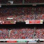 #PialaFA SUASANA terkini Stadium Nasional Bukit Jalil, kurang tiga jam lagi pertembungan final Piala FA. - Foto NSTP http://t.co/TJM2ZUOW5c