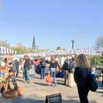 #Edinburgh is so sunny today! Make sure you get to @EdFarmersMarket for fantastic #goodcleanfair produce! #shoplocal http://t.co/oNcNfTWGTf