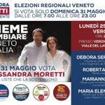 Lunedì 25 a Verona tutti con @ale_moretti! #ilcoraggiodicambiare @meb @robertapinotti @mariannamadia @serracchiani http://t.co/vlqu9IPA9n