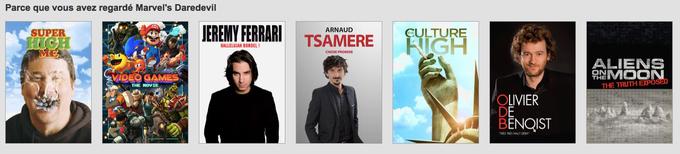 L'algo de Netflix est effectivement très impressionnant : http://t.co/sihS4BRMXZ