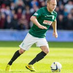 Midfielder @DMcGeouch returns to the #Hibs team to face his former club #Rangers in todays must-win play-off match http://t.co/ow2IdDlbdF