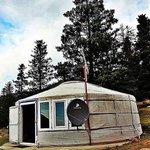 Орчин цагийн монгол гэр гэнэ шүү http://t.co/z60P45j1SE