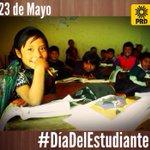 Feliz #DíaDelEstudiante, la educación es vital para hacer que México crezca en todos sentidos @SergioFloresCun http://t.co/52mRZd1EvC