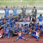 This Is First Time Fandi Ahmad Takes A Trophy At Bukit Jalil Stadium FT:Kelantan 1-3 LionsXII#PialaFA2015 WELLDONE! http://t.co/4VuGFszGmp