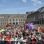 """Extraordinary scenes at Dublin Castle"" http://t.co/9eEvCTPLrW http://t.co/97xjxO0Alk"