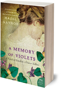 I want to give someone some flowers! Final hour of giveaway for a copy of #AMemoryOfViolets RT to enter. http://t.co/qLMTarlNX8