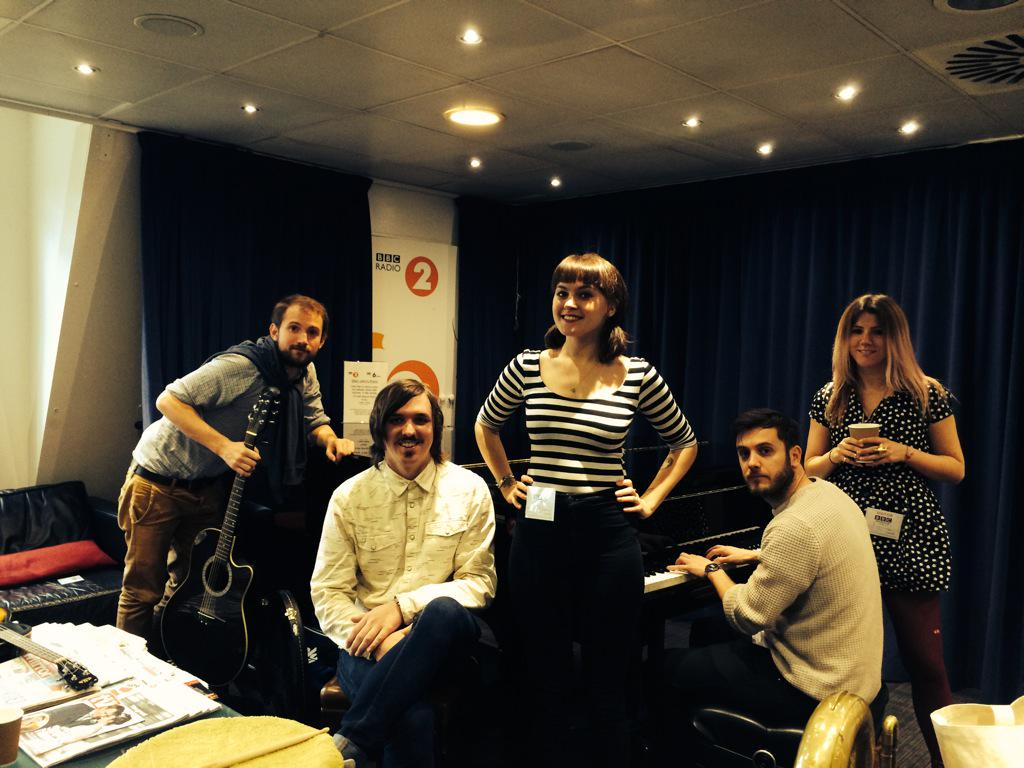 Getting ready for the @radioleary show on @BBCRadio2 http://t.co/QeykIdc4b7