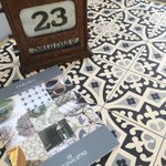 Today were loving our Odyssey pattern tiles by @OriginalStyleUK - perfect for walls & floors. #Edinburgh #tiles ❤️ http://t.co/eTbHNExEIj