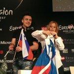 Today we cheer for Maraaya, Slovenia! Europe, lets vote! :) #slovenia #evrovizija2015 #eurovision #maraaya http://t.co/yp2zDZ8OVn