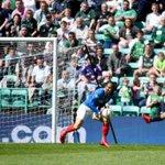 Hibs 1 - 0 Rangers (agg 1 - 2): Rangers through to play-off final http://t.co/MYjWqQQxIJ http://t.co/ruh69FhA2D