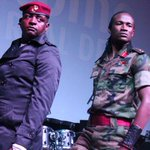 More #fashion on a military tip from the Jah Prayzah album launch last night. See pics here: http://t.co/S5eFgEnZtD http://t.co/2tI8ZoMzAG