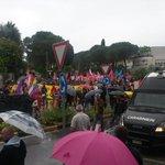 #Gorizia contro manifestazione #casapound http://t.co/Q4a5VVfXjv