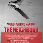 @TrendsPHcity it starts Tomorrow movie #Audition saturday 30th May in #Uniport  #Phc call 07033465967 #DemocracyDay . http://t.co/sSQRr56TFG