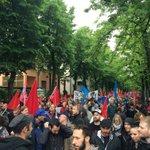 #gorizia, corteo #antifascista in marcia. #goriziainpiazza http://t.co/y6UKMxXoFx