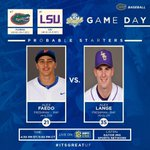 #Gators & Tigers meet for a spot in the SEC Tournament title game #ItsGreatUF http://t.co/h9kAV1erOm