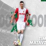 TOOOOOOOOOOOOOOOOOOOOOOOR für den #FCA: #MATAVZ #MATAVZ #MATAVZ! Momentan stehen wir auf Platz 5!!! #BMGFCA http://t.co/i8DSxi3Bbd