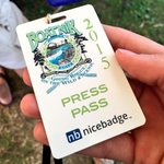 Got all the right credentials! Look for #Boatnik coverage of the parade, races, & much more tonight @KDRV at 5/6! http://t.co/buEhbCxT9g