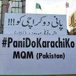 #KarachiKoPaniDo #MQM @smalimustafa http://t.co/ZYsdd7sMzk