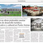 #PuntaArenas: Nvas obras pretenden asentar polos de desarrollo turístico, educativo y cultural http://t.co/vV25M7ZhKz http://t.co/yjsRA4CQxw