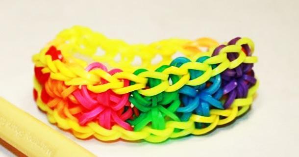 Способы плетения резиночками без станка