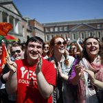 Official results: Ireland gives resounding 62.1 per cent 'yes' to gay marriage in referendum http://t.co/1rSHezwm7m http://t.co/5wbEamRBG3