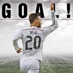 70 GOL GOL GOL GOL GOL GOL GOL GOL GOL GOL GOL DE @JeseRodriguez10 Real Madrid 6 - 3 Getafe #RMLive http://t.co/rjYHSG10fS