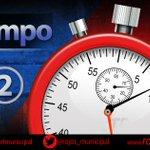 ¡Se terminó el primer tiempo! El marcador te lo presenta @pacificoil. #VamosRojos #DaleRojo #YoSiCREO http://t.co/eYLLSYpdqy